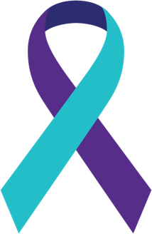 Suicide_Awareness_And_Prevention Ribbon